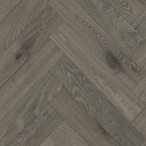 HERRINGBONE GREY TIMBER FLOORING