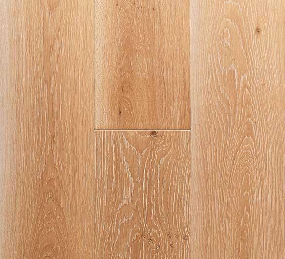Limewash oak flooring